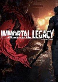 Immortal Legacy: The Jade Cipher – фото обложки игры