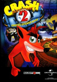 Crash Bandicoot 2: Cortex Strikes Back – фото обложки игры