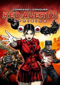 Command & Conquer: Red Alert 3 - Uprising – фото обложки игры