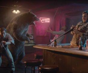 Драка смедведем вбаре вновом рекламном ролике Far Cry 5 сживыми актерами