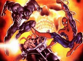 Ради чего читать «Веном: Духи возмездия»? Призрачный гонщик, Человек-паук ипрочая вакханалия 90-х