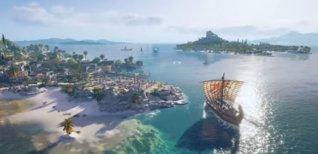 Assassin's Creed Odyssey. Геймплейный трейлер к E3 2018