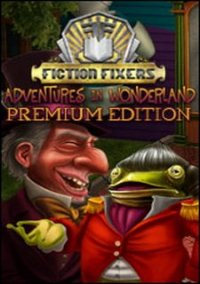 Fiction Fixers - Adventures in Wonderland – фото обложки игры