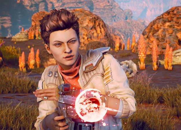 Как The Outer Worlds выглядит иработает наSwitch? Нелучшая версия потрясающей RPG отObsidian