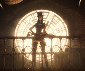 Зрелищный кинематографический трейлер нового сезона в League of Legends