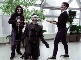 Галерея. Как прошел День Бэтмена вМоскве