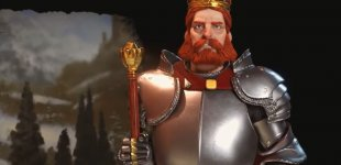 Sid Meier's Civilization VI: Rise and Fall. Геймплейный трейлер
