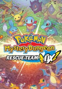 Pokémon Mystery Dungeon: Rescue Team DX – фото обложки игры