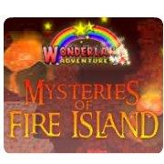 Wonderland Adventures: Mysteries of Fire Island – фото обложки игры