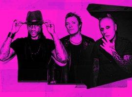 Основатель The Prodigy Лиам Хоулетт— про новый альбом, Россию итого самого краба