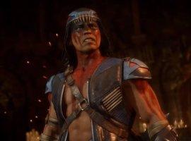 Для Mortal Kombat 11 представили геймплей заНочного Волка. Онумеет призывать призрачного медведя!