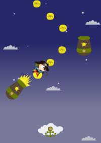 Captain Skyro – фото обложки игры