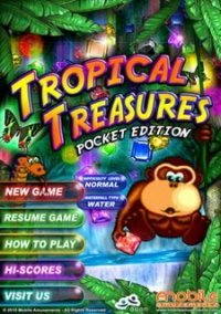 Tropical Treasures Pocket Edition – фото обложки игры