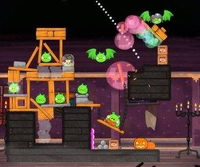 Сегодня Angry Birds Trilogy выходит на PlayStation Vita