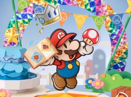 Рецензия на Paper Mario: Sticker Star