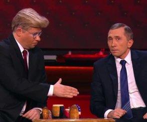 «Смотри, неналожи отстраха кучи новых санкций»: Comedy Club снял рэп-баттл между Трампом иПутиным