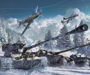 Весеннее обновление War Thunder пополнило игру ледяным перевалом