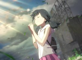 Эксклюзив! Трейлер нового аниме Макото Синкая «Дитя погоды» срусскими субтитрами