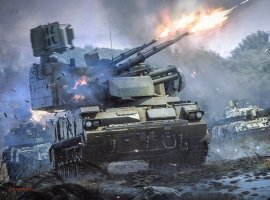 Обновление 1.87 «Цель захвачена!» добавило в War Thunder радиолокацию
