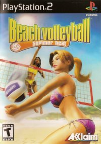 Summer Heat Beach Volleyball – фото обложки игры