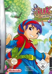 Juka and the Monophonic Menace – фото обложки игры