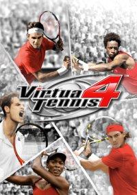 Virtua Tennis 4 – фото обложки игры