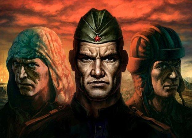 Красная армия в видеоиграх