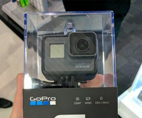 GoPro Hero 6 Black: работа над ошибками или очередной провал?