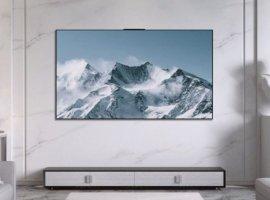 Дорогой смарт-телевизор Huawei Smart Screen X65 получил выдвижную камеру на24 Мп