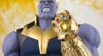 Фигурки пофильму «Мстители: Война Бесконечности»: Танос, Тор, Железный человек идругие герои. - Изображение 138