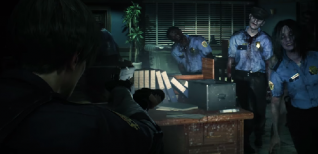 Resident Evil 2 Remake. Трейлер #2
