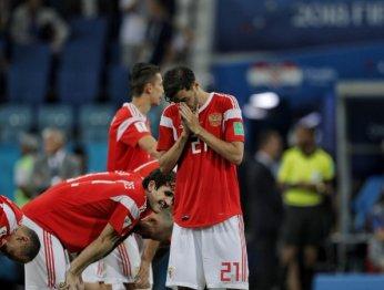 Марио дал, Марио забрал. Россия проиграла Хорватии по пенальти на чемпионате мира по футболу