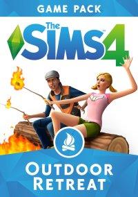 The Sims 4: Outdoor Retreat – фото обложки игры