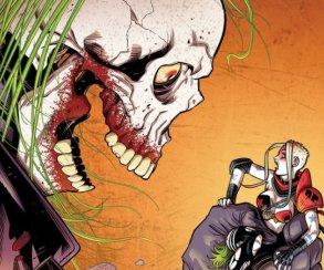 Старушка Харли Квинн получила свою постапокалиптическую серию комиксов