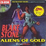 Blake Stone: Aliens of Gold – фото обложки игры