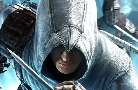 Assassins Creed: Altair in Amsterdam! Episode Grab Outfit