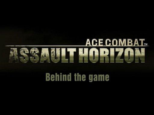 Ace Combat: Assault Horizon. Видеоинтервью