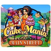 Cake Mania Main Street – фото обложки игры