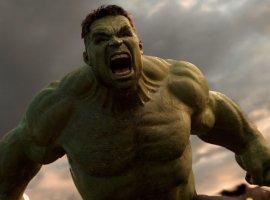 Что еслибы Халк в«Финале» небыл зеленым? Ответ: онвыгляделбы весьма неуютно