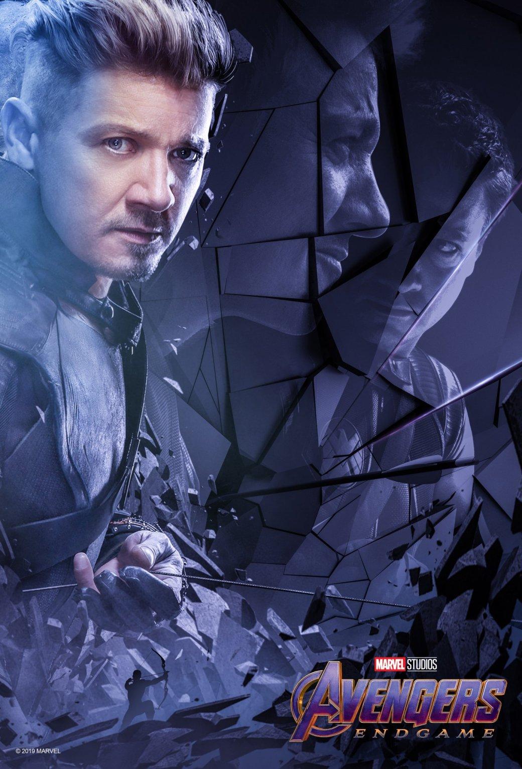 Новые постеры «Мстителей: Финал» отBossLogic посвящены долгому пути оригинальной шестерки вMCU | Канобу - Изображение 7268