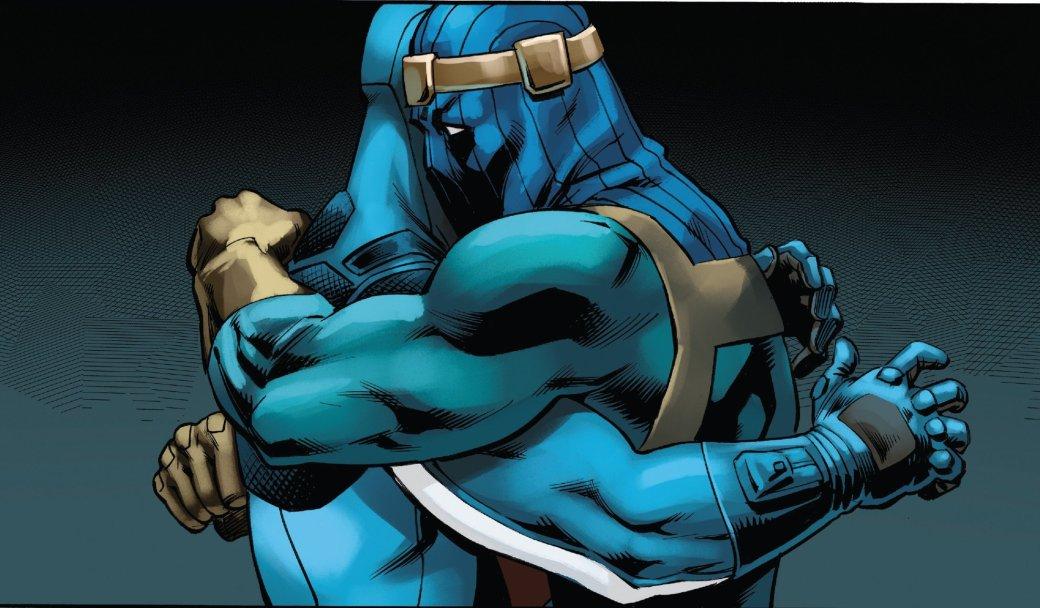 Капитан Америка как лидер Гидры. Галерея ярких моментов Secret Empire | Канобу - Изображение 8