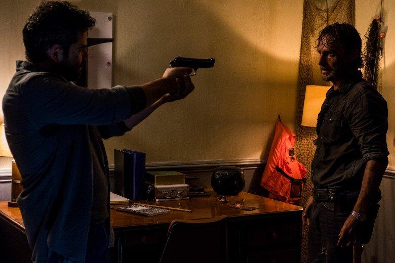 Как Интернет отреагировал насюжетный поворот в3 серии 8 сезона «Ходячих мертвецов» | Канобу - Изображение 1