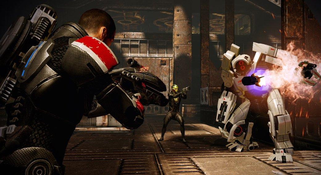 Mass Effect 2— 10лет. Зачто выполюбили одну излучших космических RPG виндустрии? | Канобу - Изображение 6663