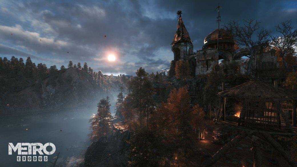 Романтика постапокалипсиса нановых скриншотах Metro: Exodus | Канобу - Изображение 1