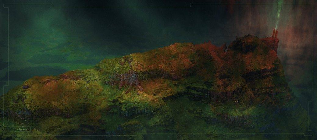Безграничная красота! Полюбуйтесь напрекрасные концепт-арты «Войны Бесконечности» | Канобу - Изображение 13