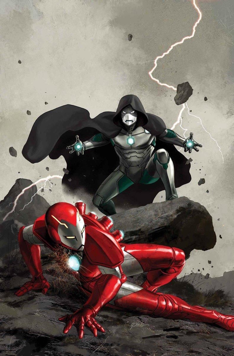 Мистер Фантастик стал врагом Железного Человека – доброго Доктора Дума | Канобу - Изображение 828