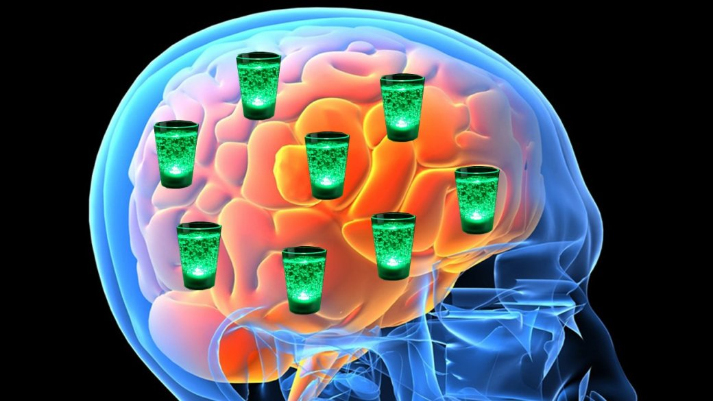 Вот такая «Люси»: 7 мифов о мозге   Канобу - Изображение 8077