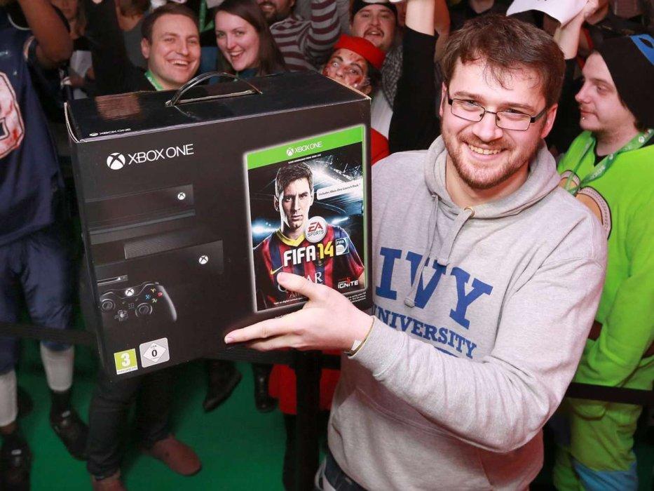 Запуск состоялся: консоль Xbox One пришла в Россию | Канобу