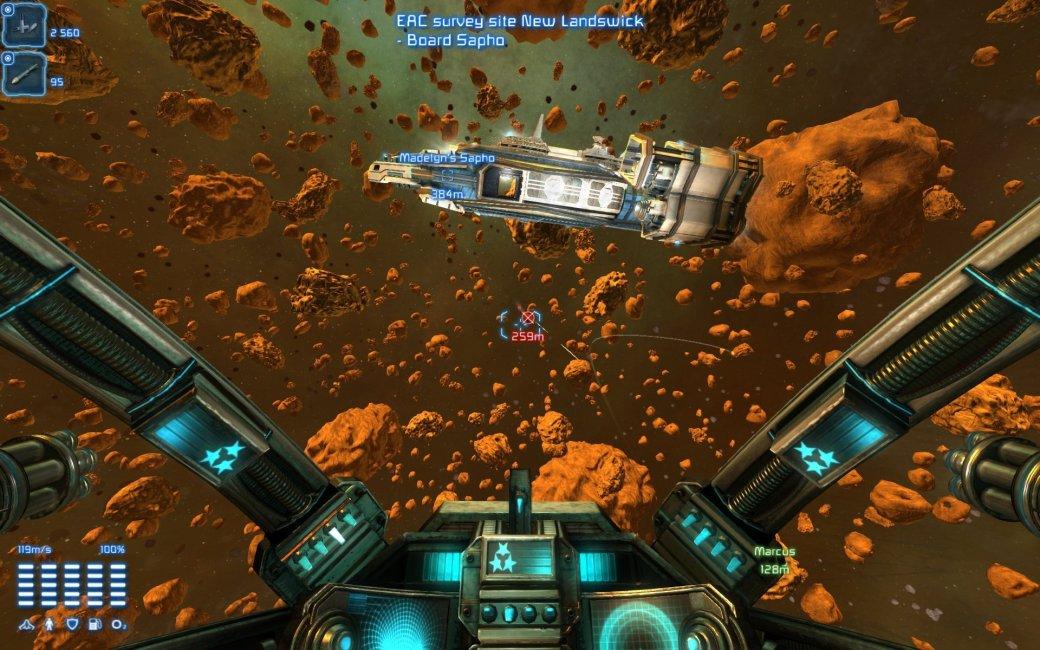 Рецензия на Miner Wars | Канобу - Изображение 5807