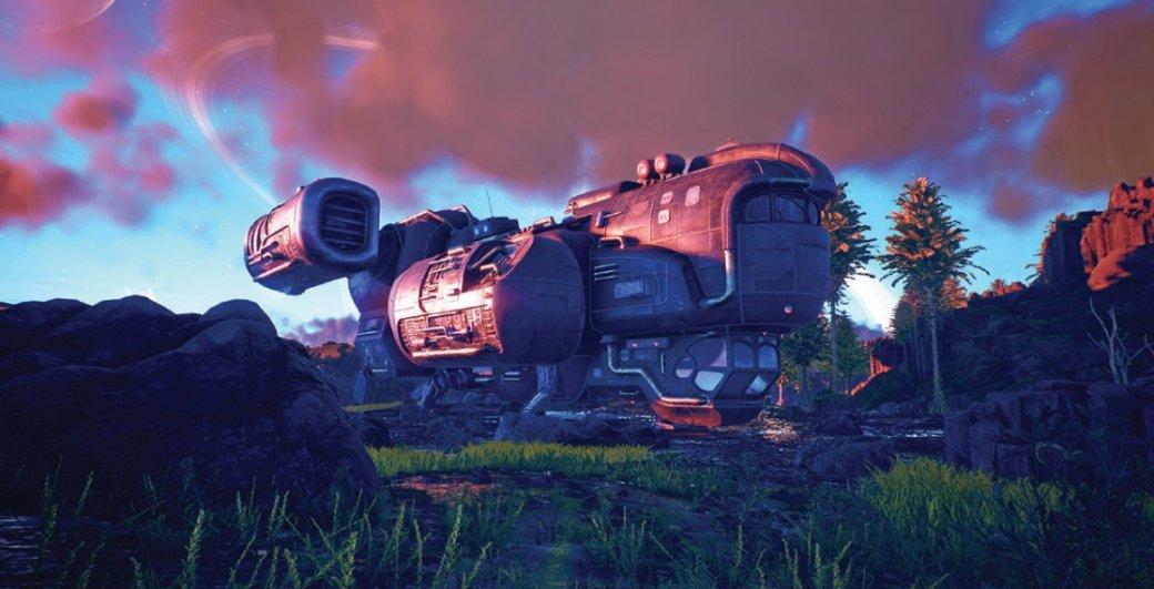 Подробности The Outer Worlds измартовского номера Game Informer | Канобу - Изображение 2334